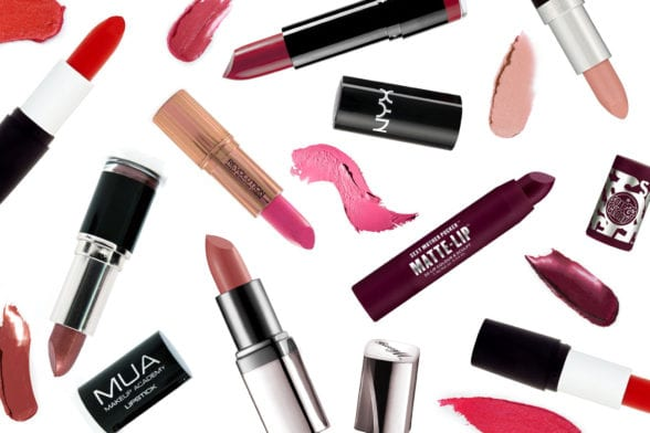 These Lipsticks Are All Under £5