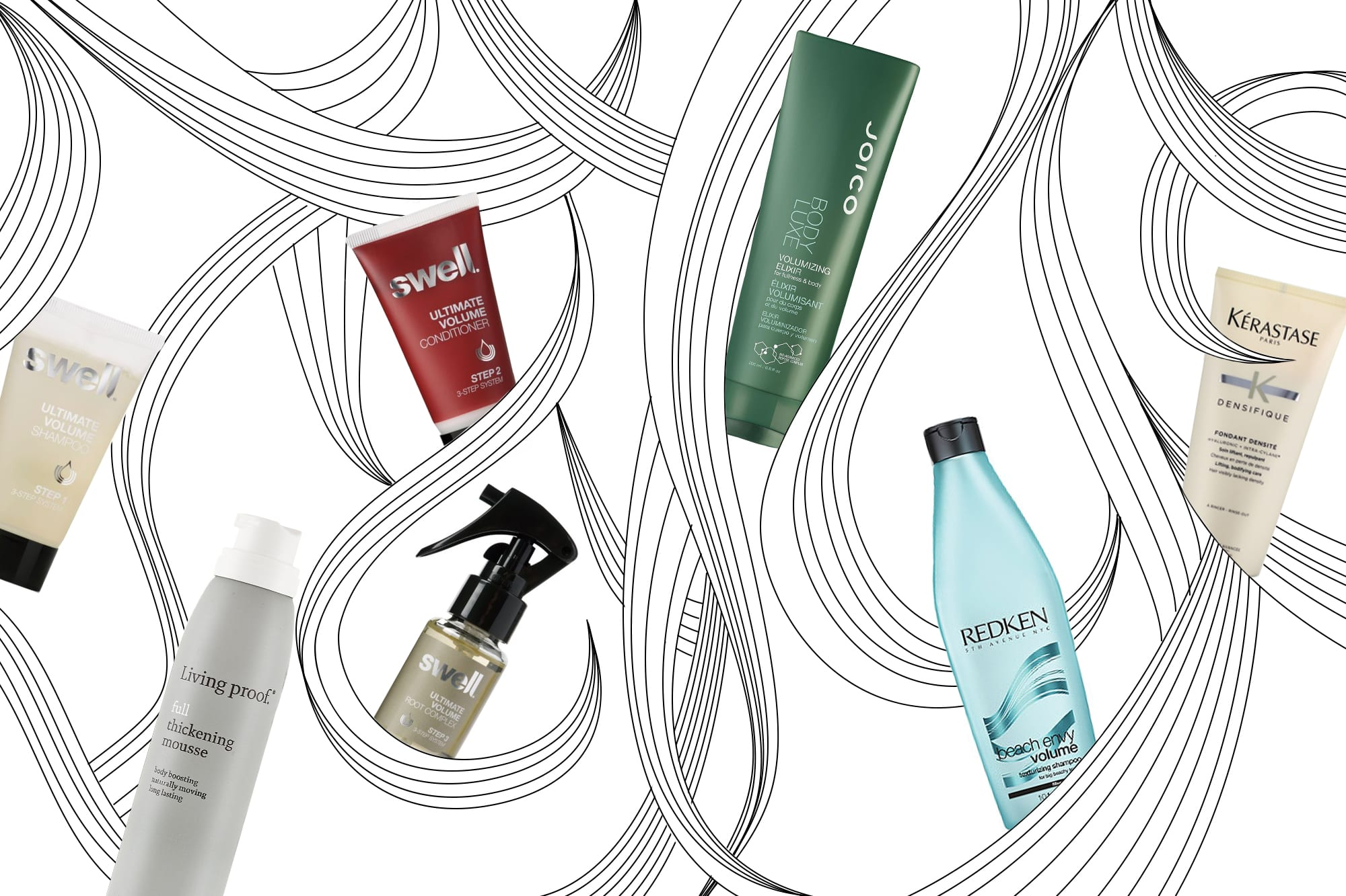 Thinning Hair? Here's How To Achieve Thicker Looking Locks