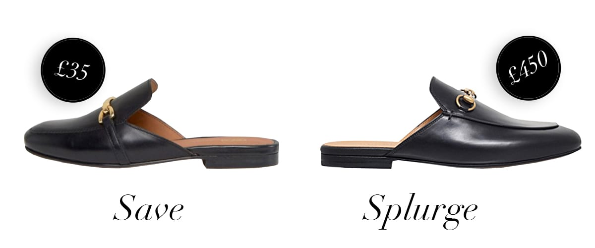 gucci-mule-dupes-asos-compare