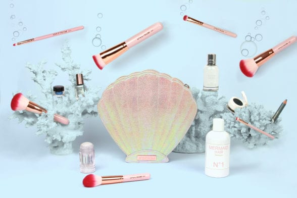 Our Favourite Mermaid-Inspired Beauty Products