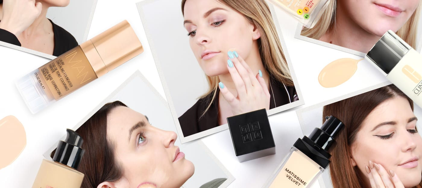 Team Tries: The Best New Foundations