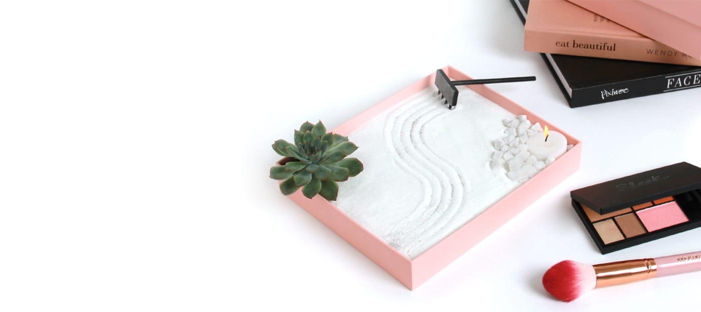 Upscale Your Glossybox: Zen Garden