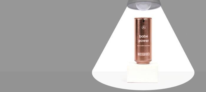In The Spotlight: Missguided Babe Power Eau De Parfum