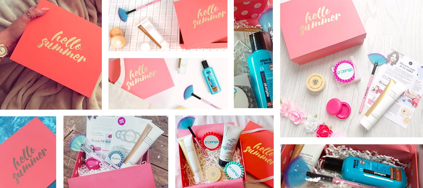 What You've Been Saying About Our July Box…