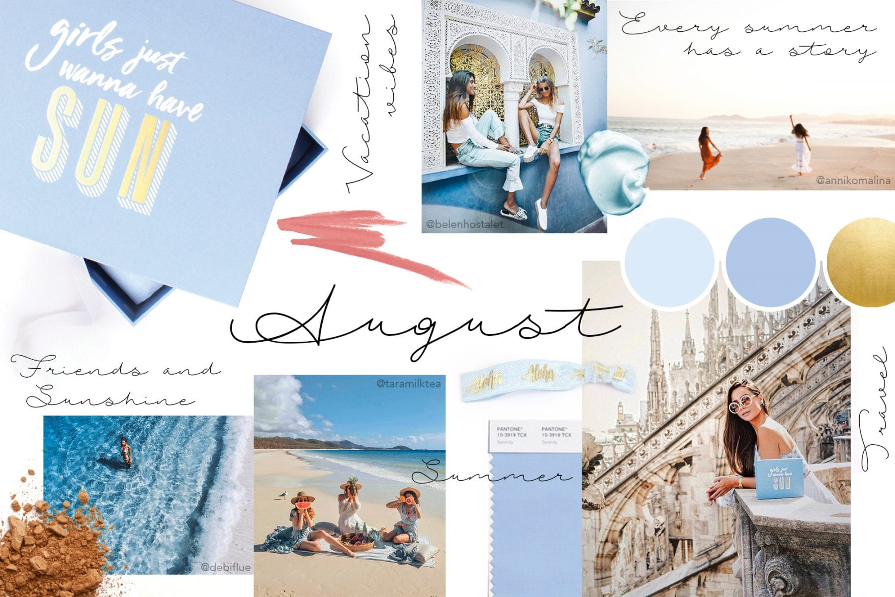 The Story Behind Our August Box…