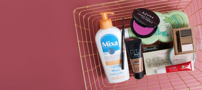 Best Beauty Buys Under £10