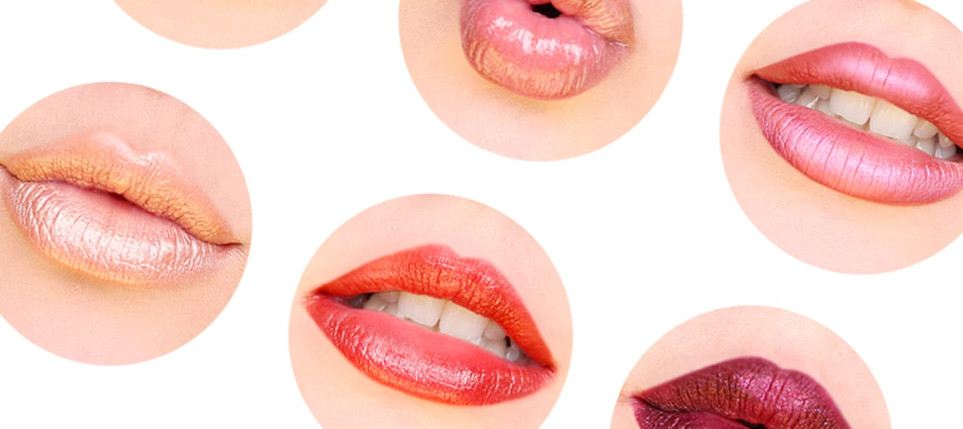 Six Metallic Lipsticks You Need To Try