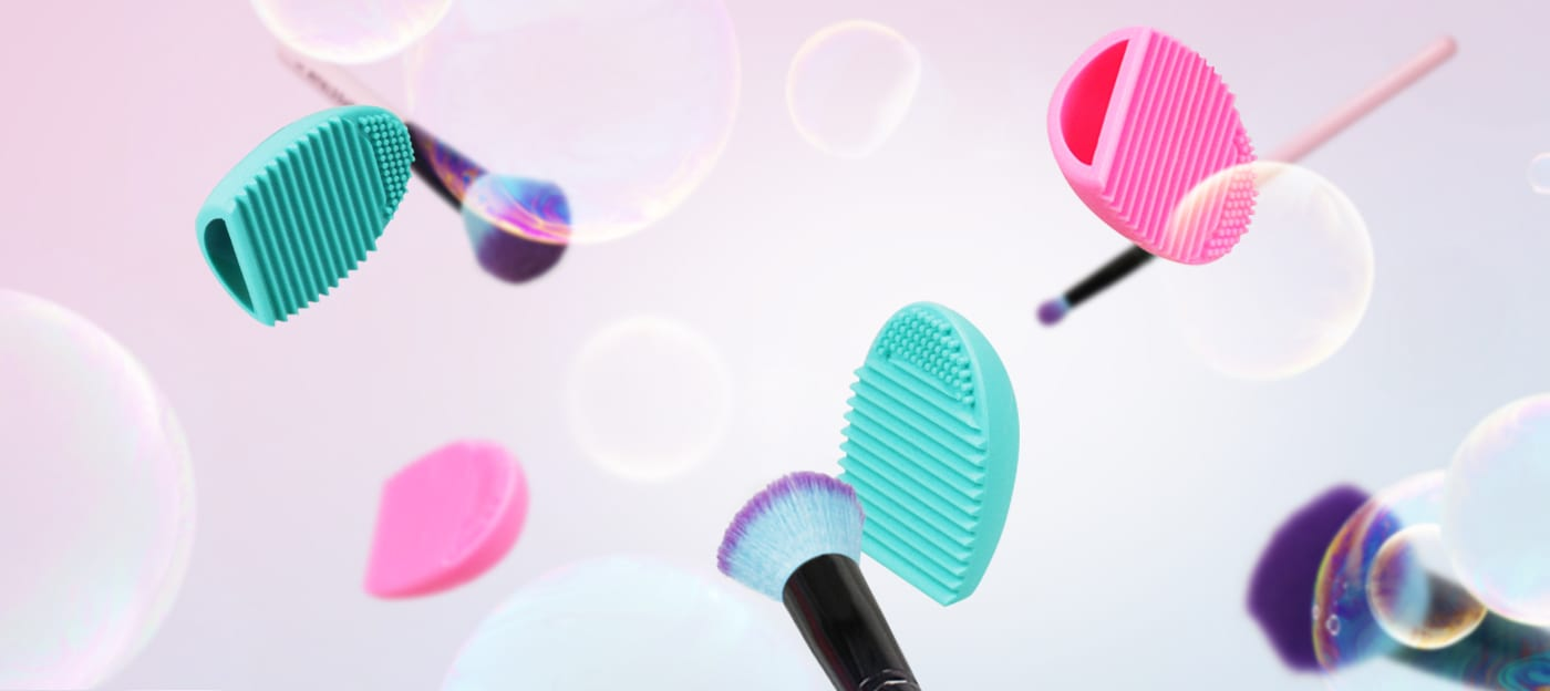 Clean Your Makeup Brushes Like A Pro
