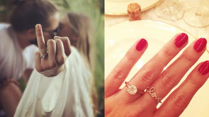 Manicure Tips For The Perfect Engagement Ring Selfie