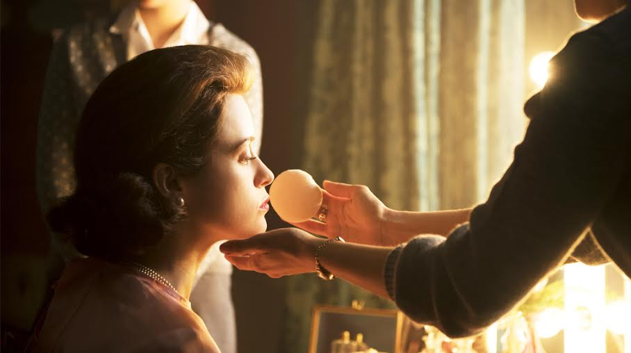 The Crown Season Two_beauty products