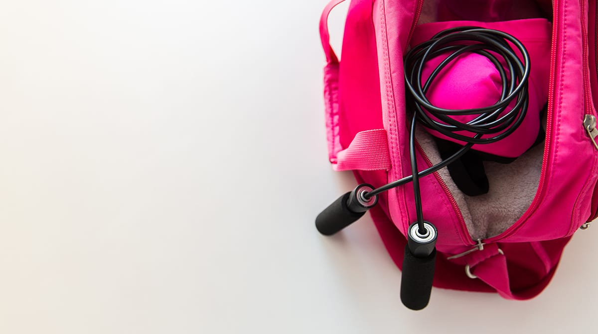 Gym Bag Heroes: The Beauty Essentials You Need In Your Kitbag