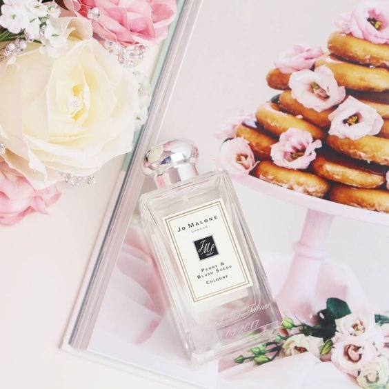 Engraved Jo Malone Bottle
