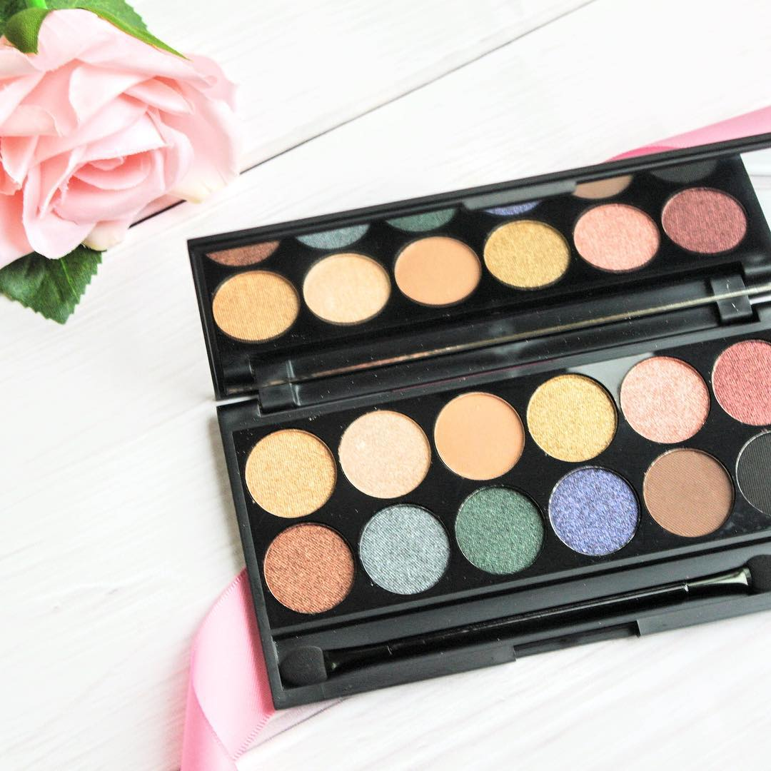 Sleek Eyeshadow Palette