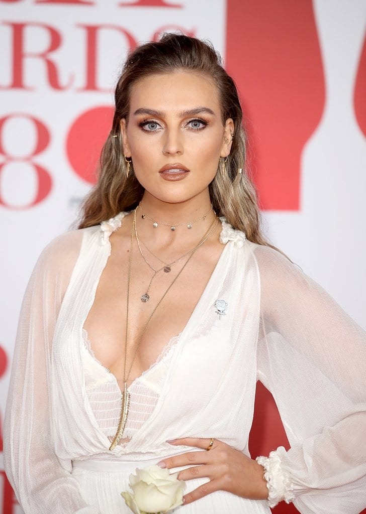 Perrie Edwards Brit Awards 2018