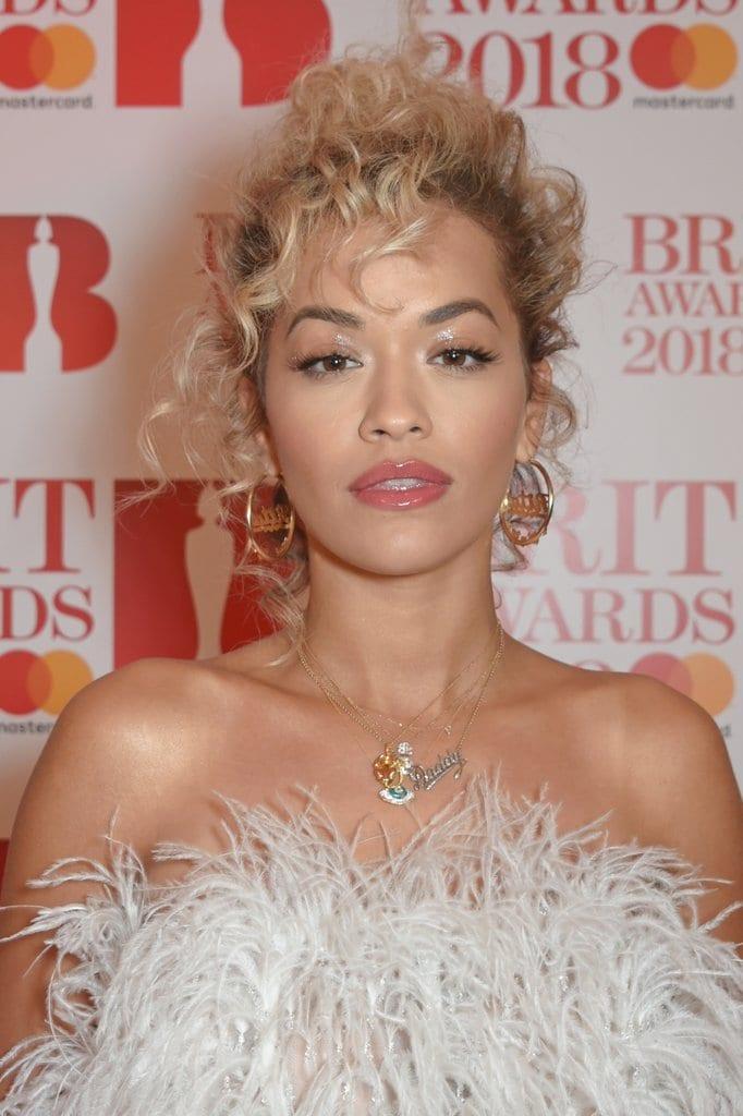 Rita Ora Brits 2018