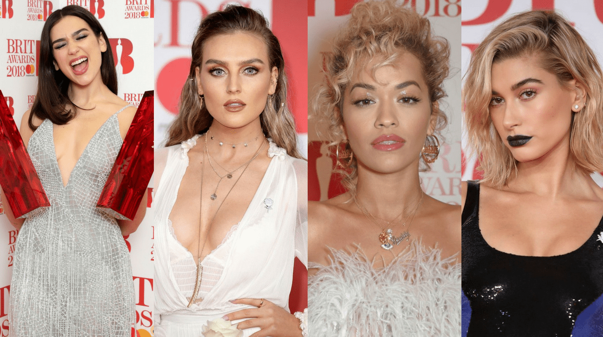 5 Brit Award Looks You Need To Try
