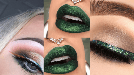 5 Makeup Looks Inspired By St Patrick's Day