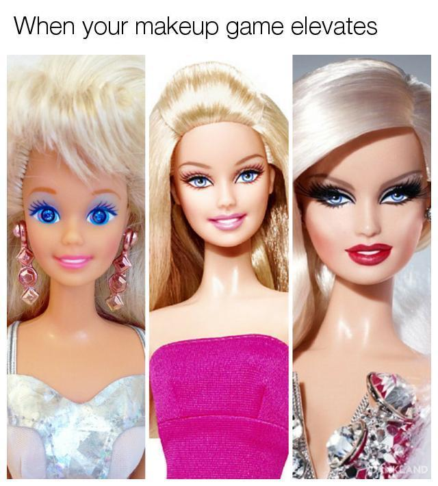 10 Memes For Makeup Lovers