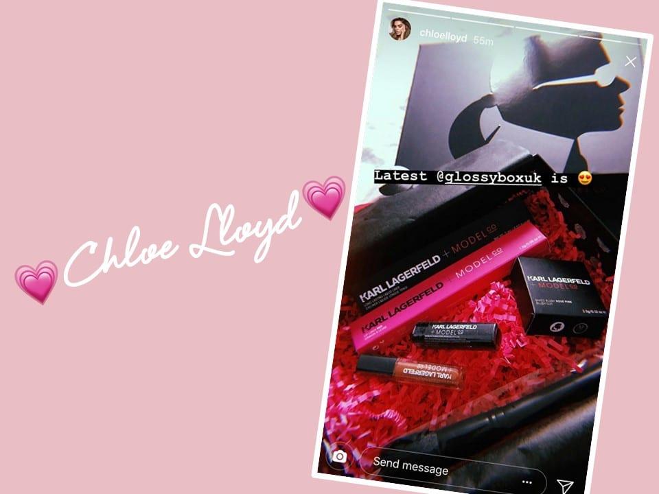 Chloe Lloyd Instagram
