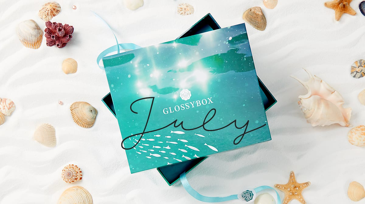 Story Behind July GLOSSYBOX