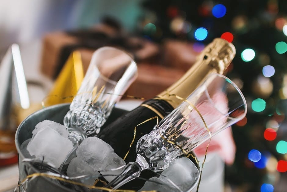 5 Champagne Cocktail Recipes To Celebrate Pride In Style