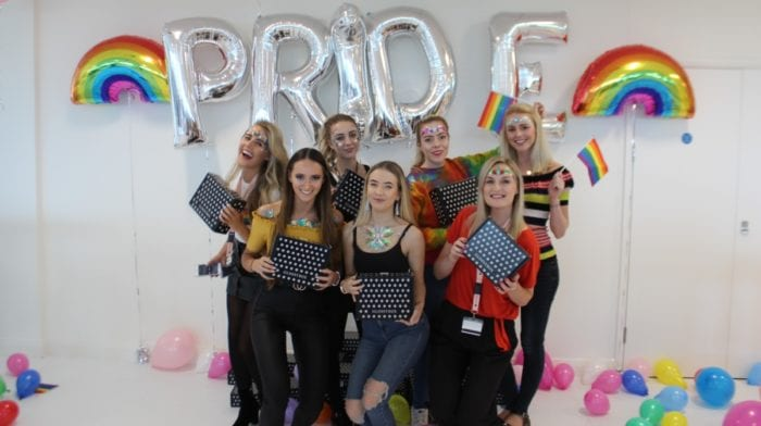 GLOSSYBOX Pride Office Party
