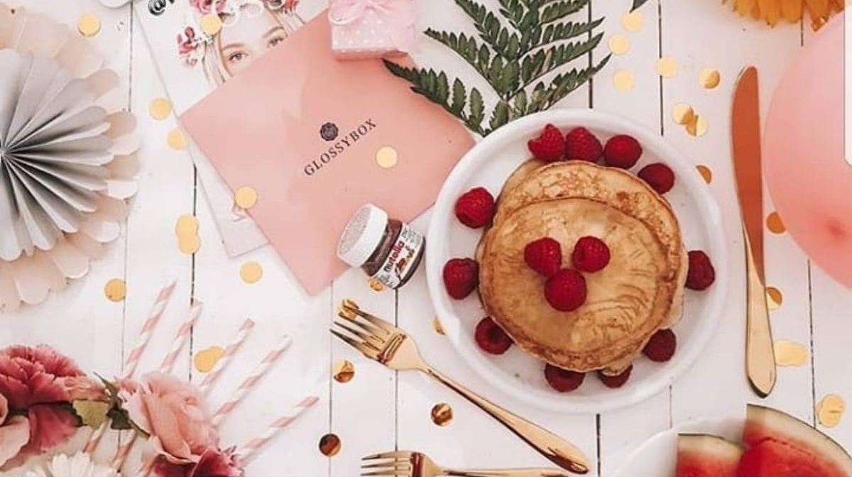 How To Create The Perfect Instagram Flat Lay