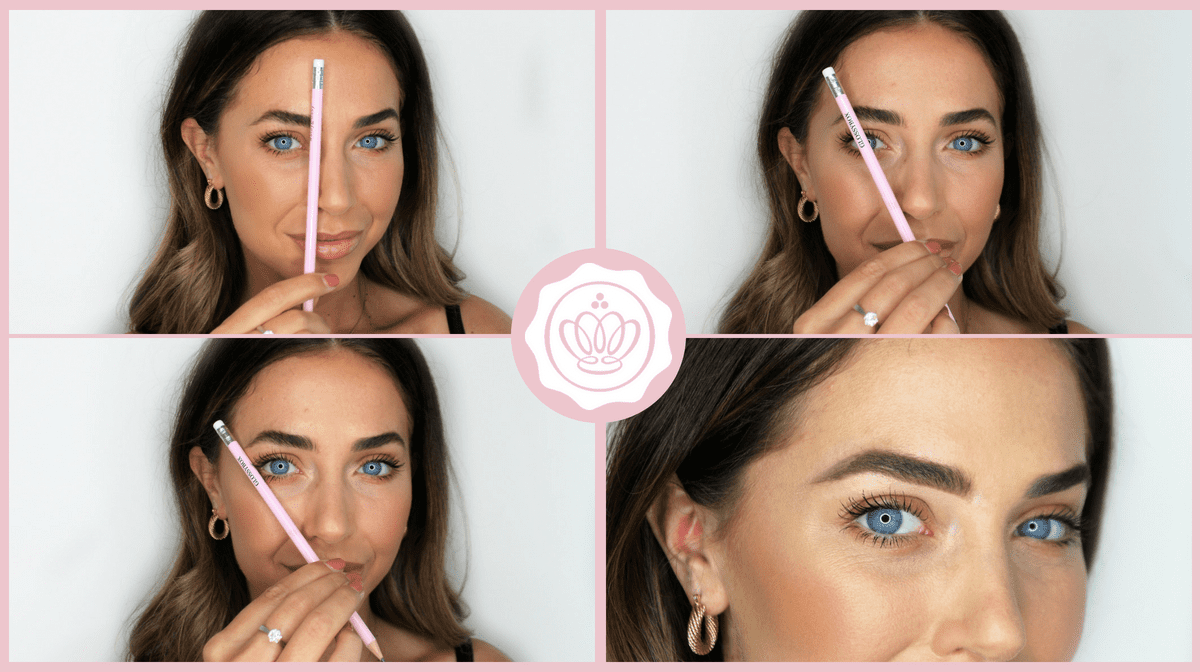 How To Measure Of Perfect Brows