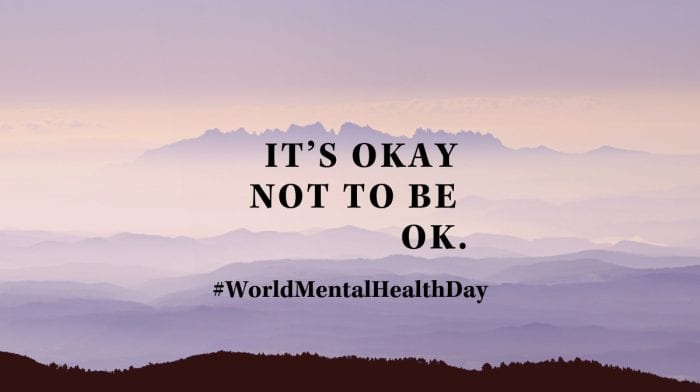 World Mental Health Day: The Glossy Team Opens Up