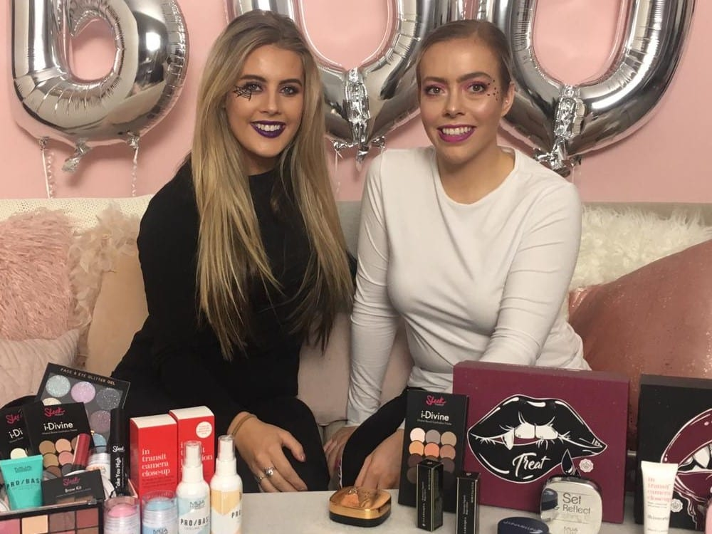 beauty hacks GLOSSYBOX Facebook Live