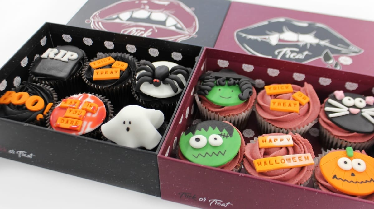 Easy Halloween Cupcake Tutorials