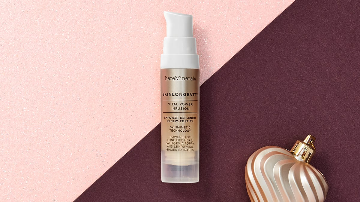 bareMinerals Serum For Youthful and Clear Skin