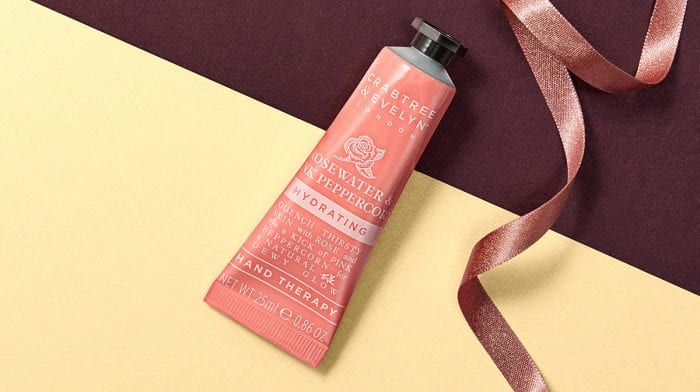 Crabtree and Evelyn Hand Cream For Dry Skin