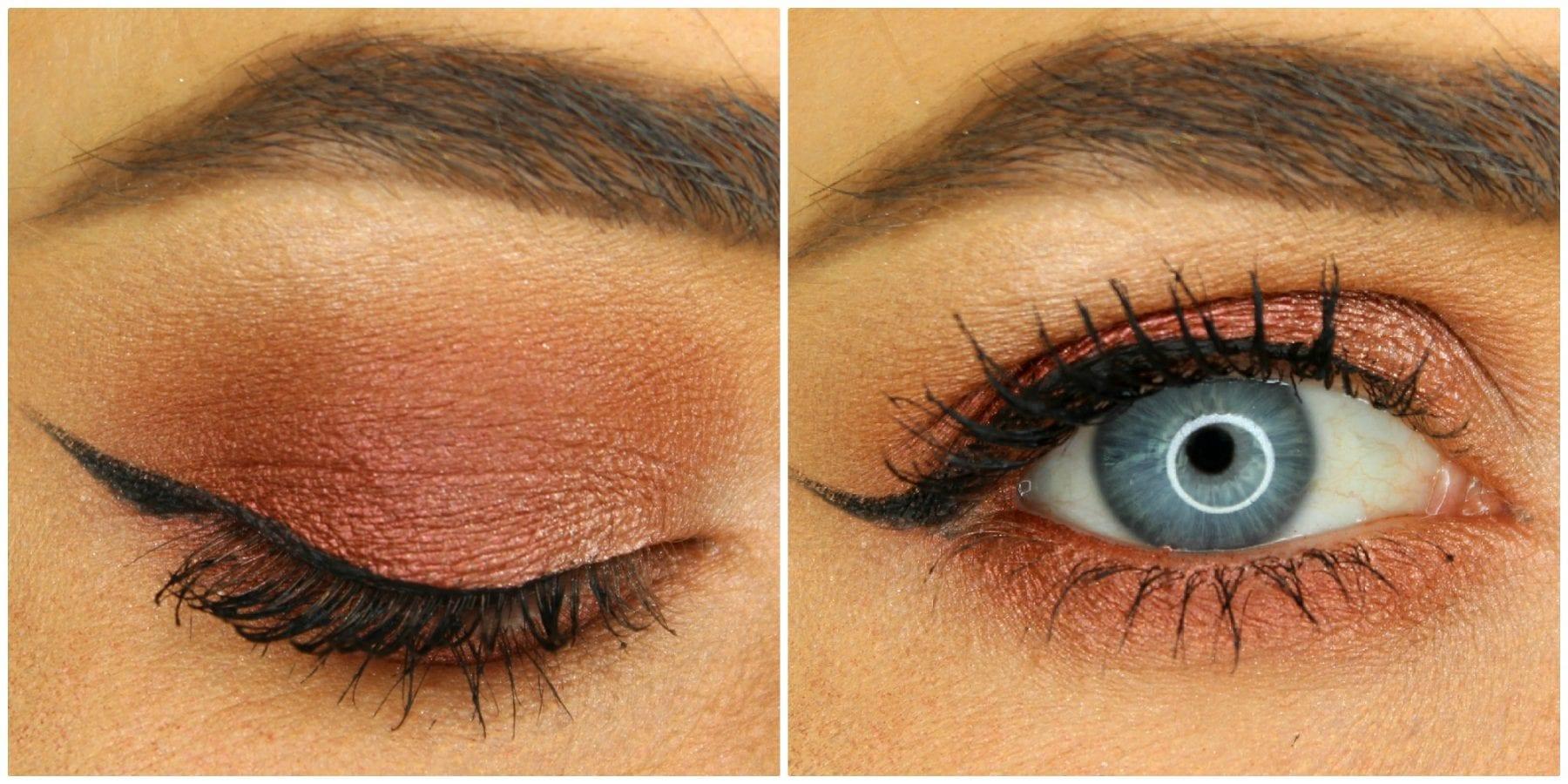 Eyeshadow palette GLOSSYBOX