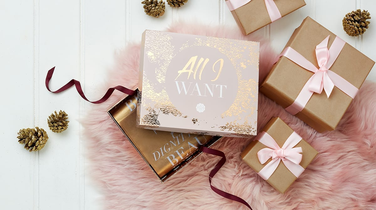 All I Want Limited Edition GLOSSYBOX