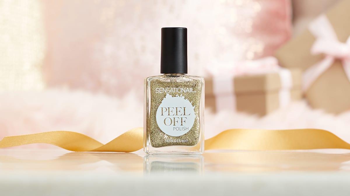 SensatioNail Peel-Off Polish
