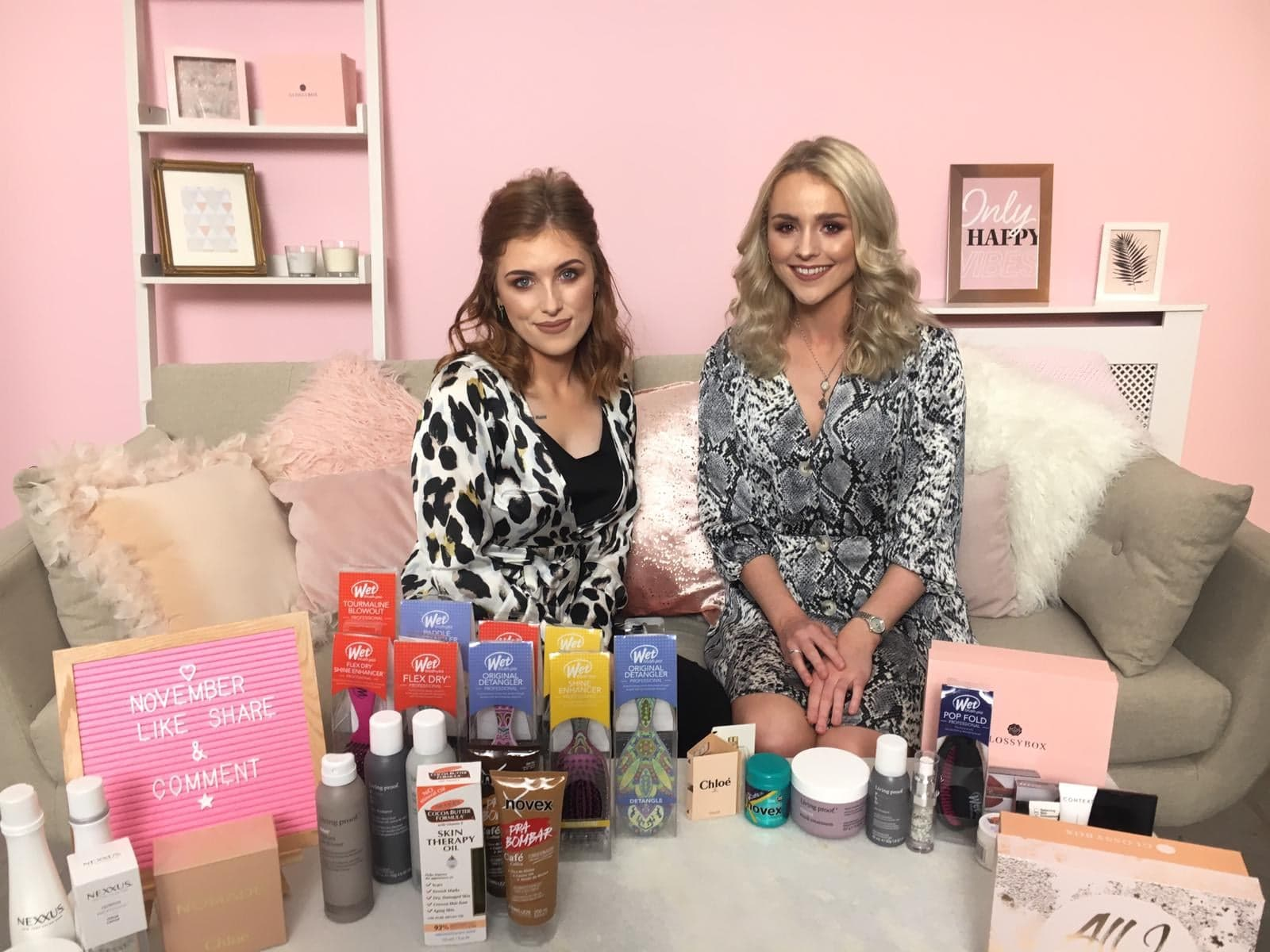 GLOSSYBOX Facebook Live: Your November Questions Answered