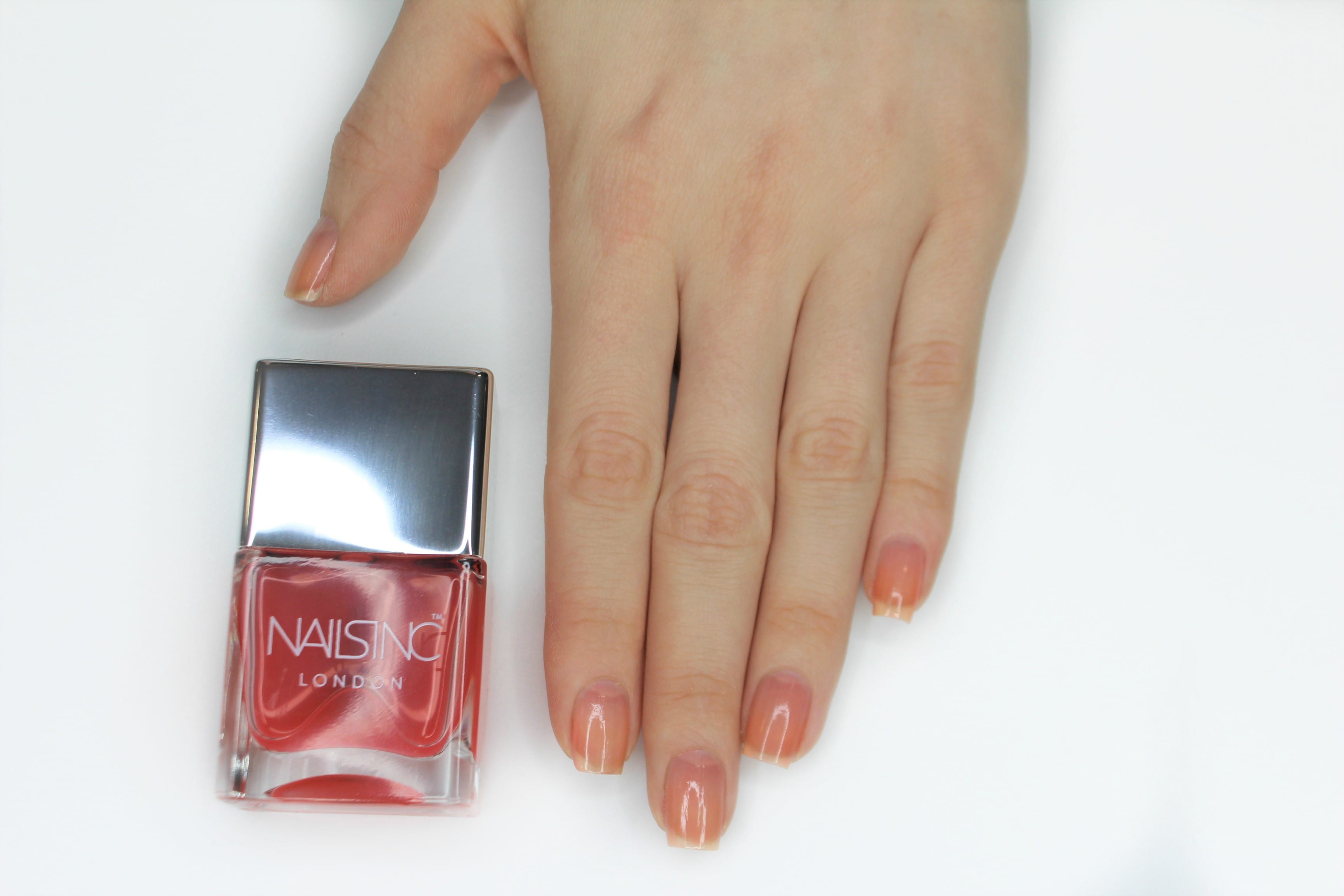 Nails Inc's Kensington Caviar Base Coat