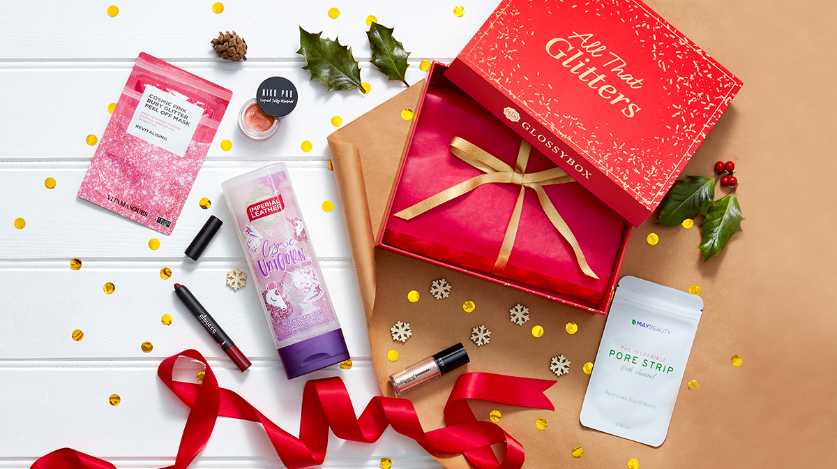Your Complete December 'All That Glitters' Product Guide