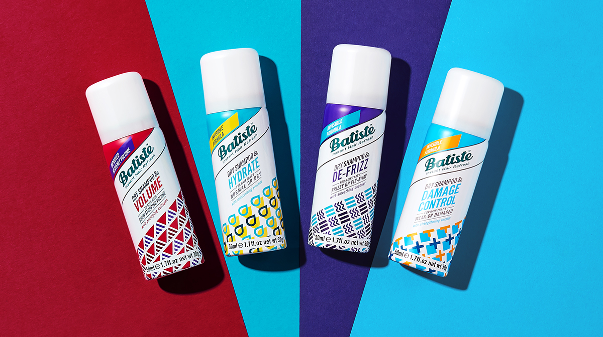 It's Time To Rethink Dry Shampoo With Batiste