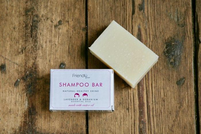 shampoo bars GLOSSYBOX