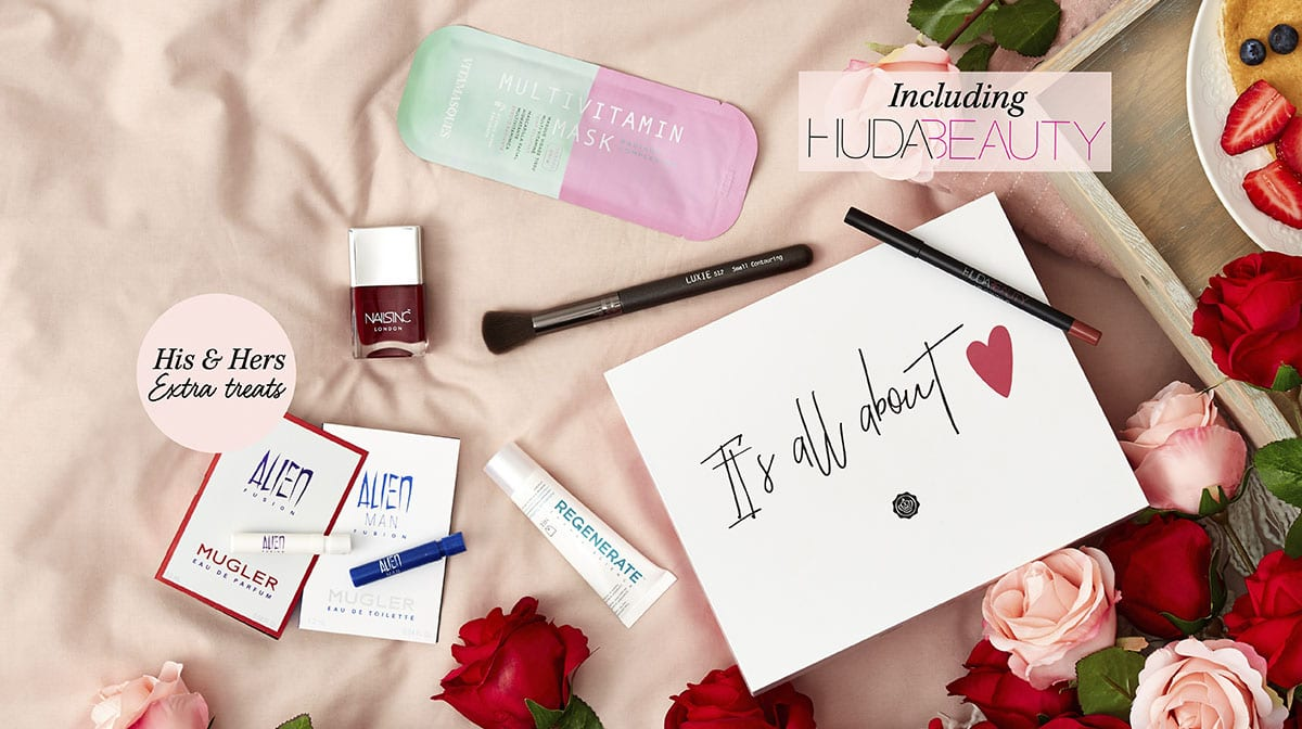 It's All About Love Product Guide