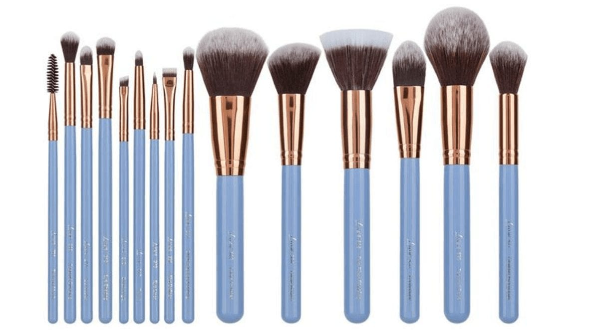 GLOSSYCredits Luxie Makeup Brushes LookFantastic GLOSSYBOX