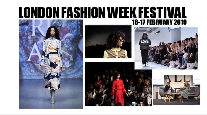 Win Tickets To London Fashion Week: Insiders