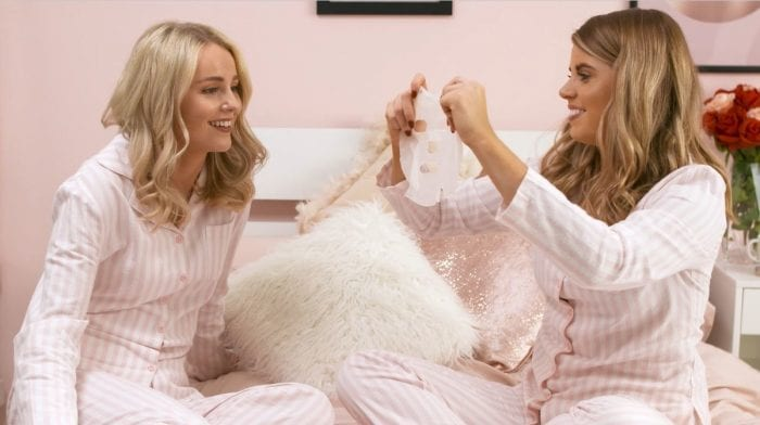 Pamper Party Ideas For A Galentine's Night In
