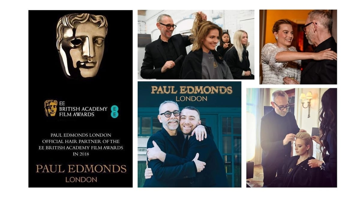 BAFTA Hair Stylist Paul Edmonds' Top Haircare Tips