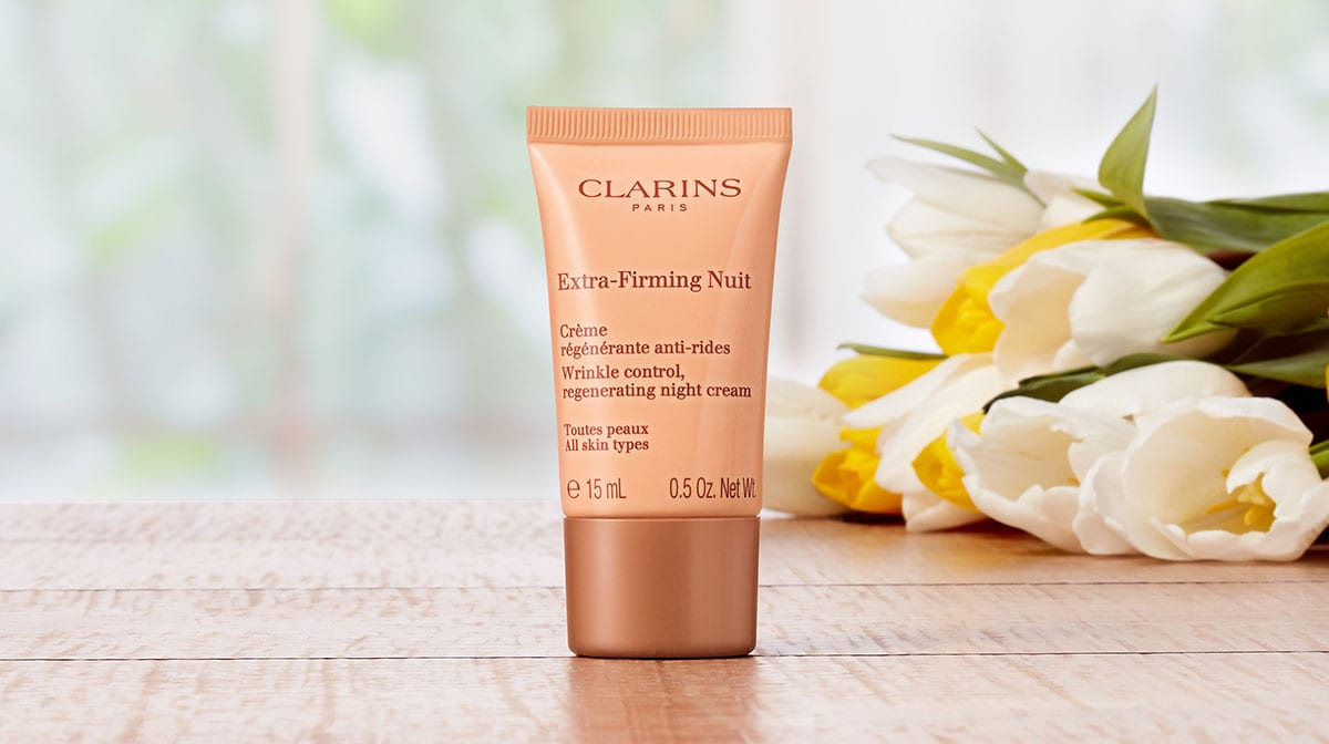 'Mother's Day' Limited Edition: Clarins Extra-Firming Night Cream