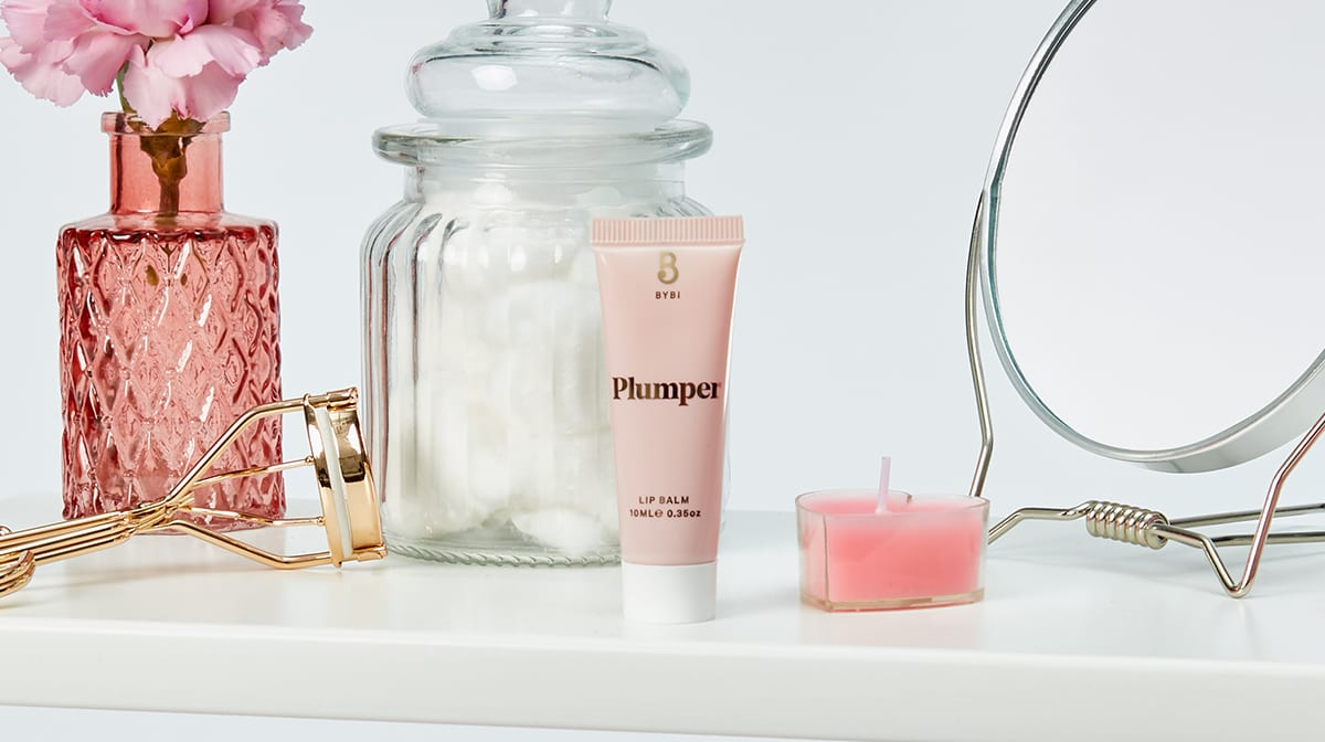 Discover The Plumping Lip Balm By Inspiring Entrepreneurs BYBI