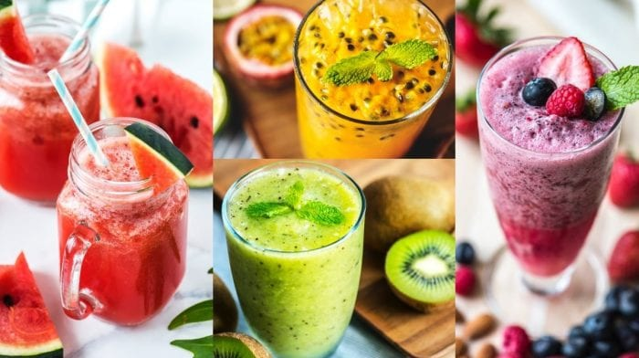 The Best Smoothie And Milkshake Recipes