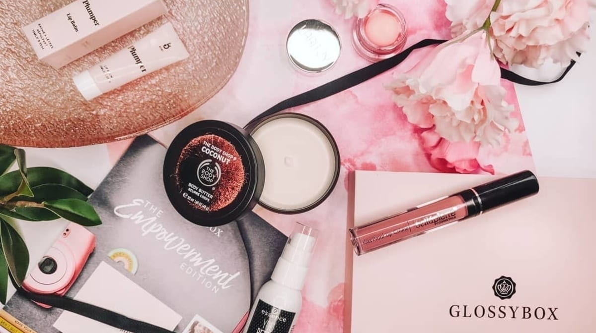 GLOSSYBOX Reviews: Our 'Empowerment' Edit